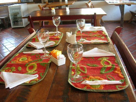 La Senyera Cocina Argentina: La Senyera I