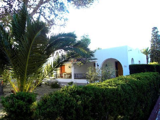 Dessole Royal Lido Resort & Spa : Bungallow coté jardin