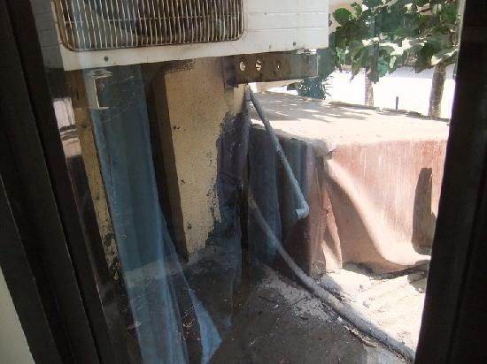 Hotel Orritel West : window  view