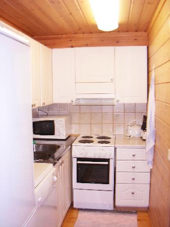 Matkailumaja Heikkala: cucina