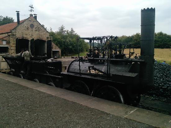 Beamish Museum: pockerly wagon way