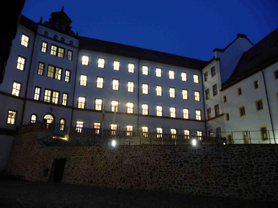 Colditz, Allemagne : The Castle at Night