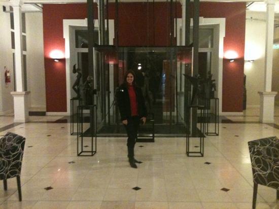 Merit Gran Hotel Victoria : En el hall del hotel
