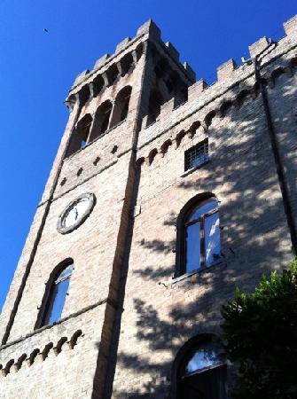 Hotel Torre Dei Calzolari Palace: torre