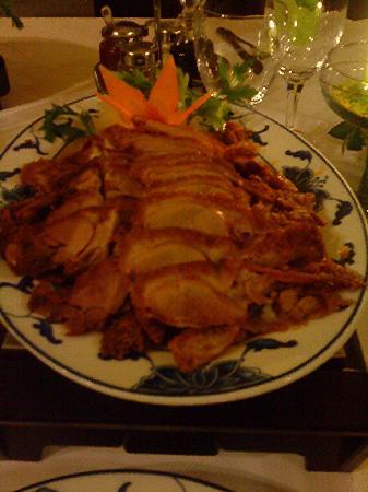 Ratskeller: Ente mit 8 köstlichkeiten