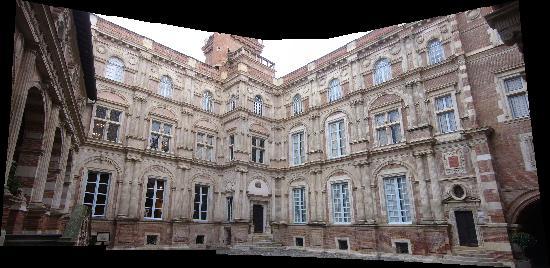 Villa Danieli : Hôtel d'Assézat