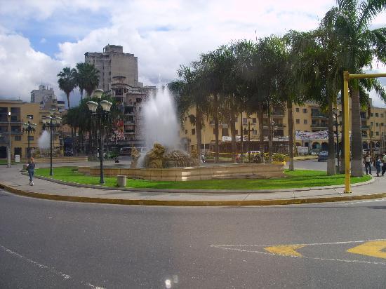 Mérida, Venezuela: PLAZA DE CARACAS