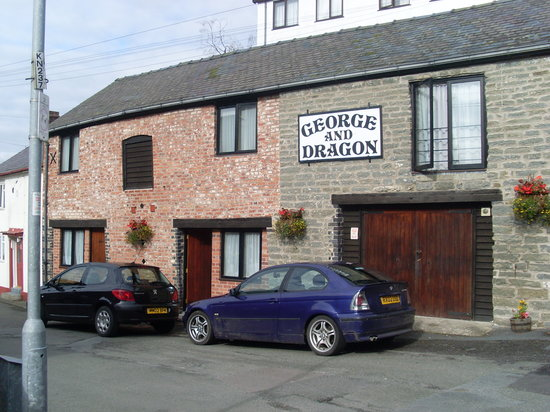Knighton, UK: Converted stables were super