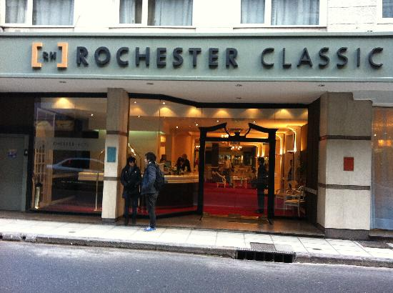 Hotel Rochester Buenos Aires Tripadvisor