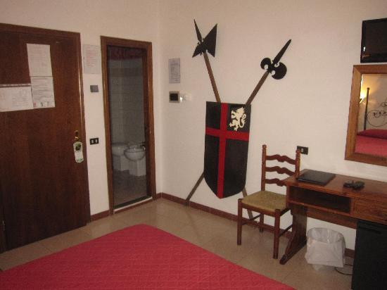 อัลเบอโก เดล ชิอานติ: Our Room