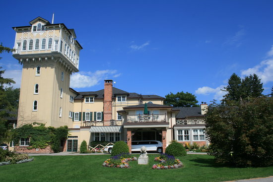 Jackson's Point, Canadá: Welcome to The Briars Resort & Spa on Lake Simcoe