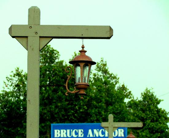 Bruce Anchor Motel and Cottage Rentals: Bruce Anchor