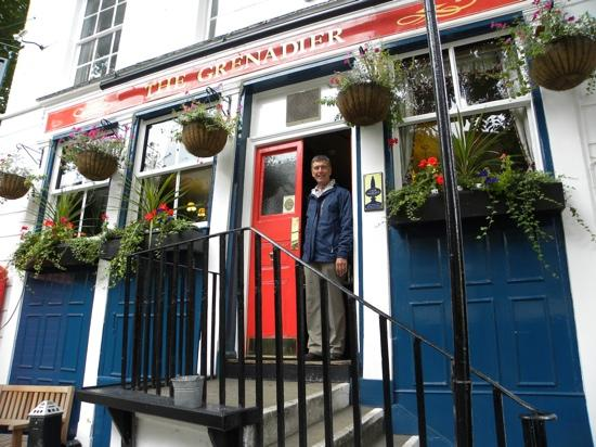 The Grenadier Pub, London, England August 2011