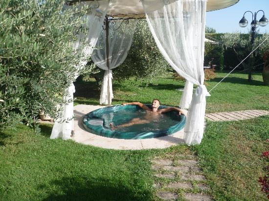 County House Il Roseto: Relax