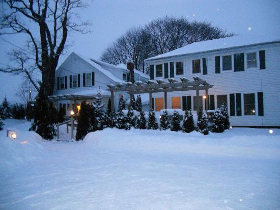 Great Tree Inn Bed & Breakfast: A Winter Wonderland