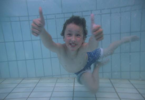 Thumbs up for Waterworld