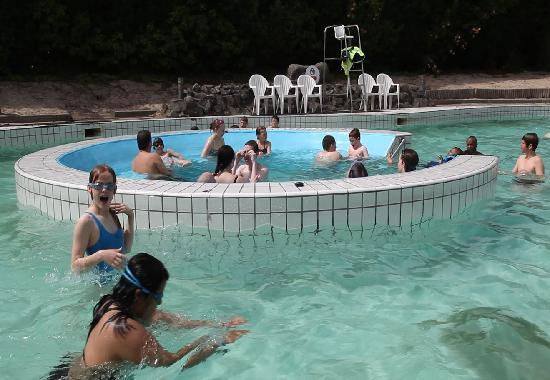 Stoke-on-Trent, UK: Outdoor fun at Waterworld