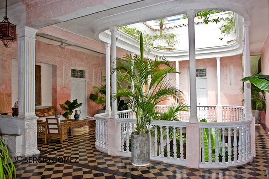 La Passion Hotel Lounge: passion