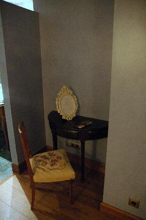 Hotel Hospederia de los Parajes: detalle