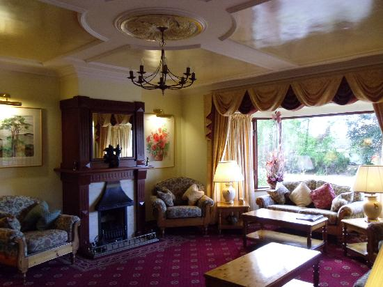 Kathleens Country House: sitting room