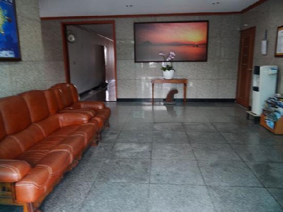 Motel Equus: lobby