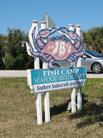 J.B.'s Fish Camp & Restaurant