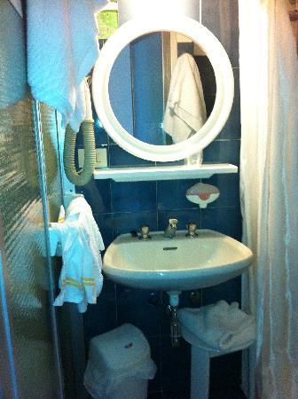 Hotel Florenz: bagno