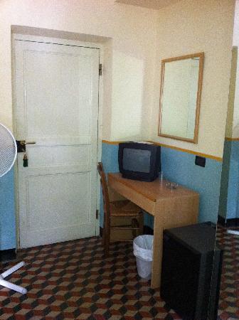 Hotel Florenz: ingresso