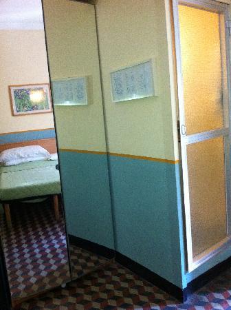 Hotel Florenz: camera