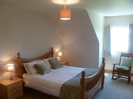 Racecourse Lodge: Bedroom
