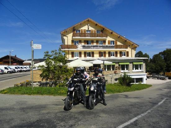 Les Rousses, فرنسا: les rousses - gai pinson