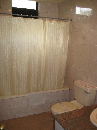 Hotel Devon: Bagno