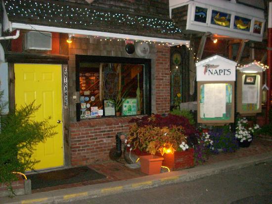 Napis Provincetown Menu Prices Restaurant Reviews Tripadvisor