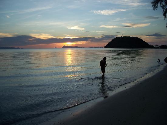 The Passage Samui Villas & Resort: Sunset