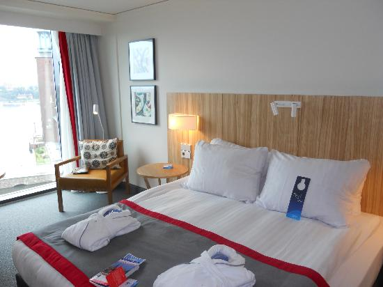 Radisson Blu Waterfront Hotel: room 1617