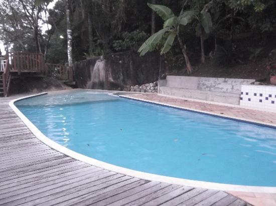 Hotel Coquille - Ubatuba : The pool