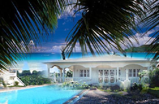 Casa Blanca Samana : No Hotel Las Galeras, vacation houses and apartments with pool
