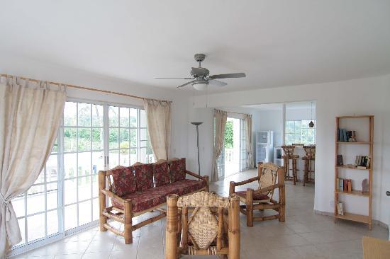 Casa Blanca Samana: Big apartment with pool and big terrasses