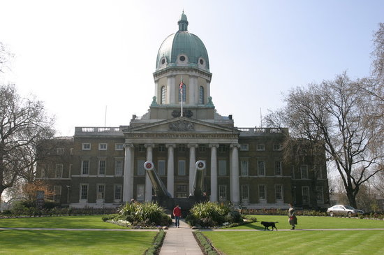 Imperial War Museum : front view