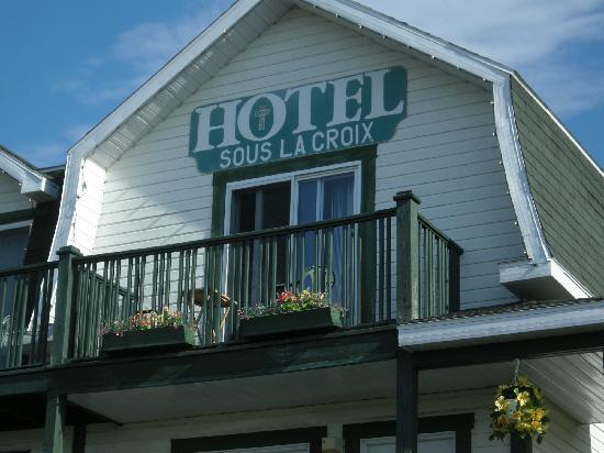 Hotel Sous la Croix