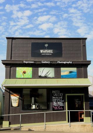Whanake Gallery & Espresso Bar