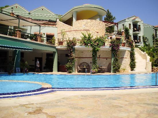 Kalkan Regency Hotel: beautiful