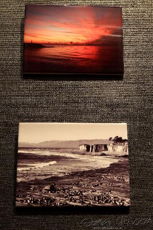 Whanake Gallery & Espresso Bar : Photographic Ceramic Tiles