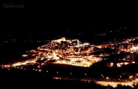 Castelo de Vide à noite