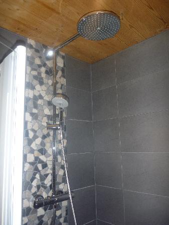 Hotel de la Poste: La splendida e rilassante doccia