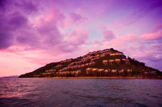 Conrad Koh Samui Resort & Spa: Conrad Koh Samui: View of exterior