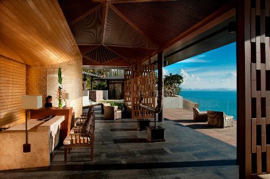 Conrad Koh Samui Resort & Spa: Conrad Koh Samui: Conceirge