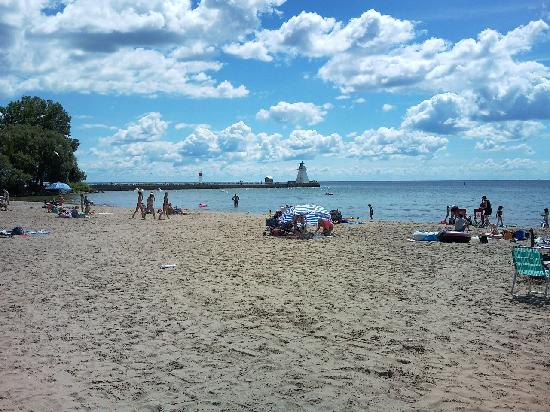 Comfort Inn Simcoe : Port Dover beach, near Simcoe