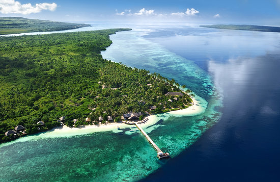Wakatobi Dive Resort : Wakatobi is a little piece of heaven in a remote corner of Indonesia
