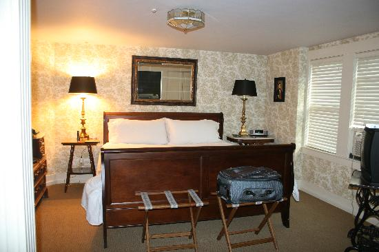 Kedron Valley Inn: Room 17